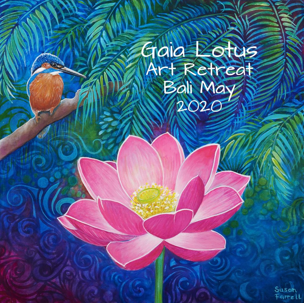 Gaia Lotus May 2020