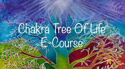 Chakra Tree of Life Intuitive Art E-Course