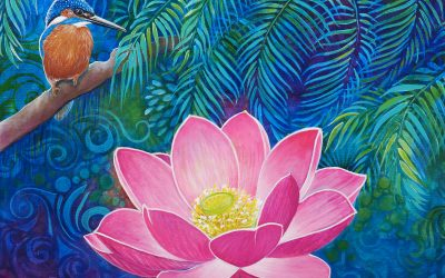 Gaia Lotus Bali Art Retreat September 2019